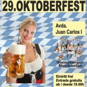 Oktoberfest in Calpe