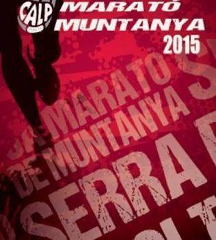ABIERTAS LAS INSCRIPCIONES XI MITJA MARATÓ DE MUNTANYA SERRA D'OLTÀ 2015