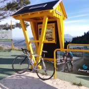 Bicycle Tour up to the Coll de Rates and Castell de Castells