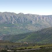 Ruta sendersimo a la Sierra Olta en Calpe