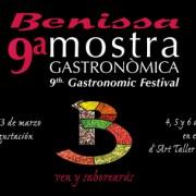 9th Benissa Gastronomic Festival, Tapas in Taller d'Ivars