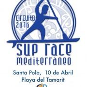 Paddlesurf / SUP Race in Santa Pola 2016
