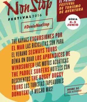Non Stop Festival Denia 2016