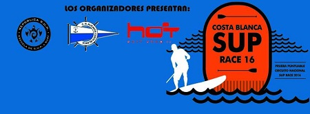 SUP RACE in ALICANTE