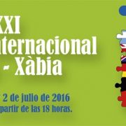 Javea International Festival 2016
