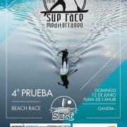 SUP Paddle Surf RACE in  GANDIA