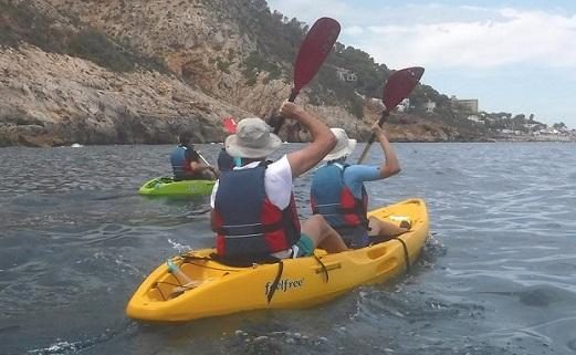 Les excursions en canot à la Cova Tallada + Snorkel