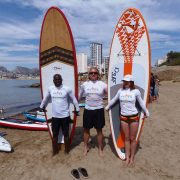 Paddle Surf Power Weekend in September for only 120.– EUROS