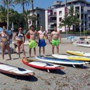 Paddle Surf Power weekend en septiembre por solamente 120.– EUROS