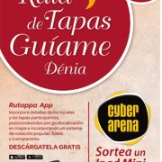 9th Tapas Route in Denia