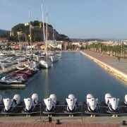 Weekend in Denia with a 1 hour Jet Ski ride for 95.– only!