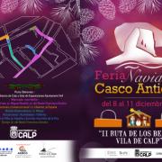 Feria de Nadal en Calpe 2016