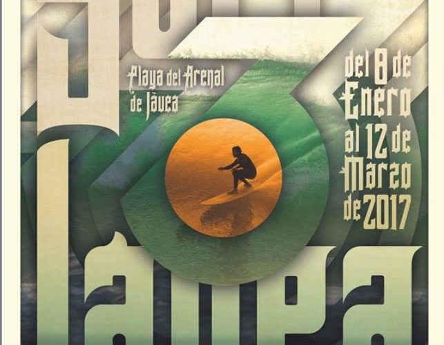 3rd Surf Championship in Javea