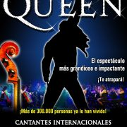 SYMPHONIC RHAPSODY OF QUEEN IN LA NUCIA