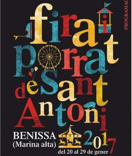 Fira i Porrat de Sant Antoni 2017