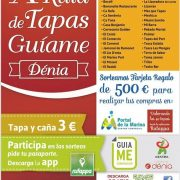 Denia Tapas Route