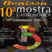 Gastronomic Festival Benissa 2017