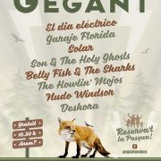 Festival diurno de música Gegant en Ondara