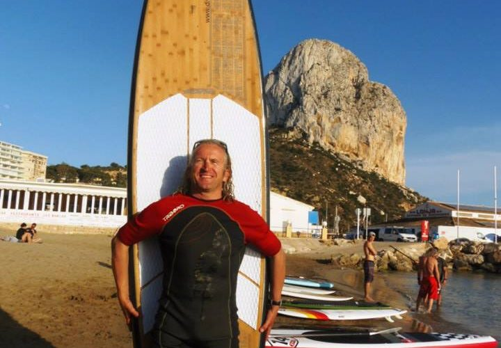 SUP and PICNIC in Calpe