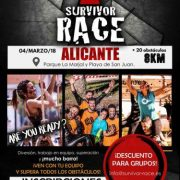Survivor Race Alicante 2018