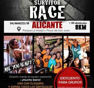 Survivor Race Alicante 2018