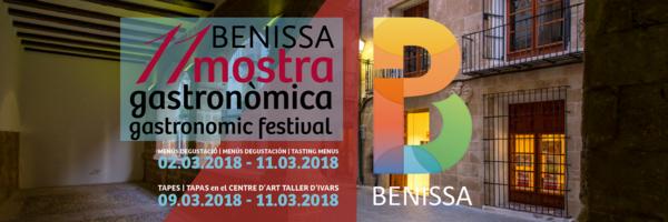 Gastronomic Festival Benissa 2018