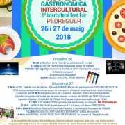Intercultural-Gastro-Musical Fair in Pedreguer