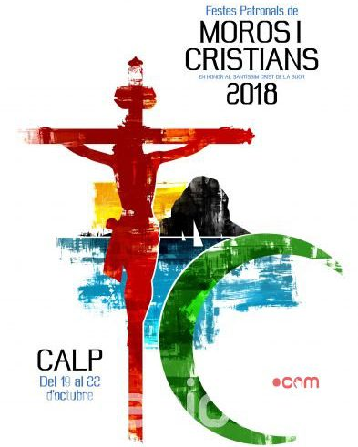 Moors and Christians, from 19 – 22.Octubre 2018 in Calpe