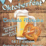 La Oktoberfest en Teulada Moraira 2018