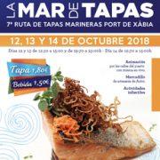 La Mar de Tapas Xàbia